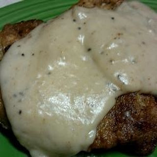 Country Fried Steaks with Sweet Onion Gravy