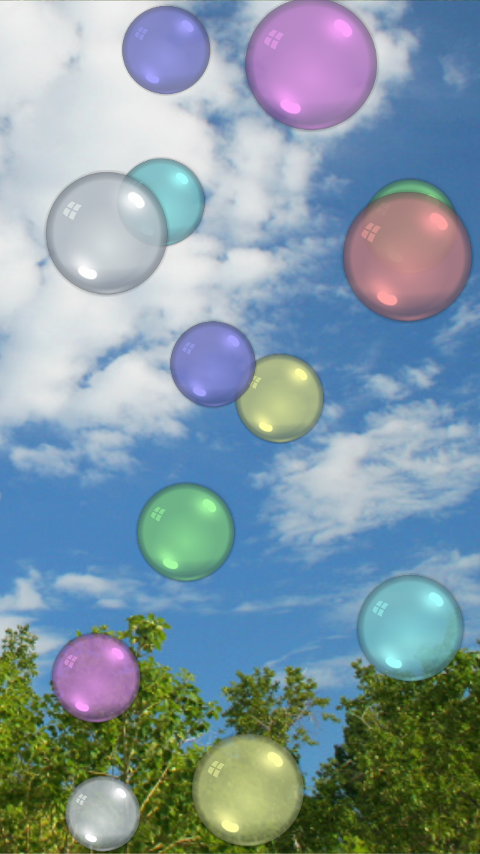 Bubble Pop 123- screenshot