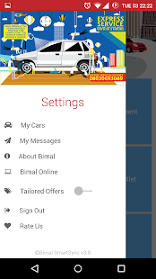 Bimal SmartSync- screenshot thumbnail