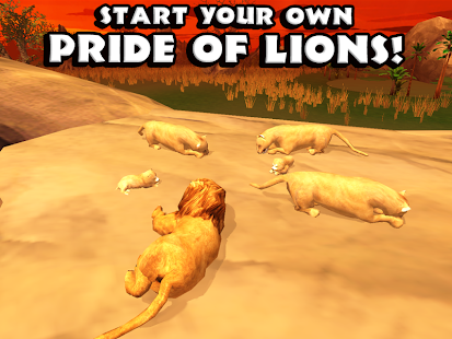 Safari Simulator: Lion- screenshot thumbnail