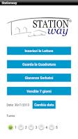 Screenshot of Stationway Mobile