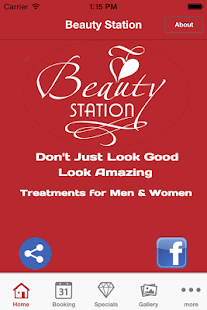 Beauty Station- screenshot thumbnail
