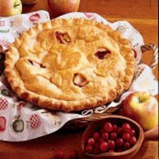 Cranberry Apple Pie.