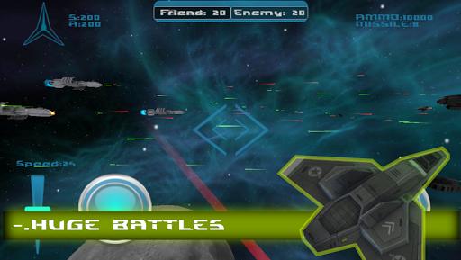 Galactic Battlefield Lite