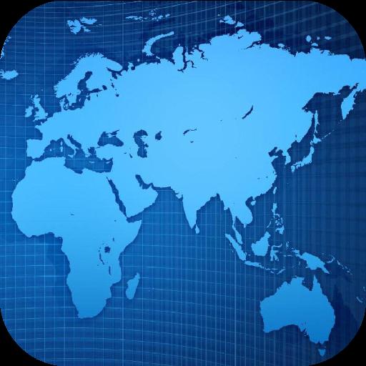 世界地圖壁紙 LOGO-APP點子