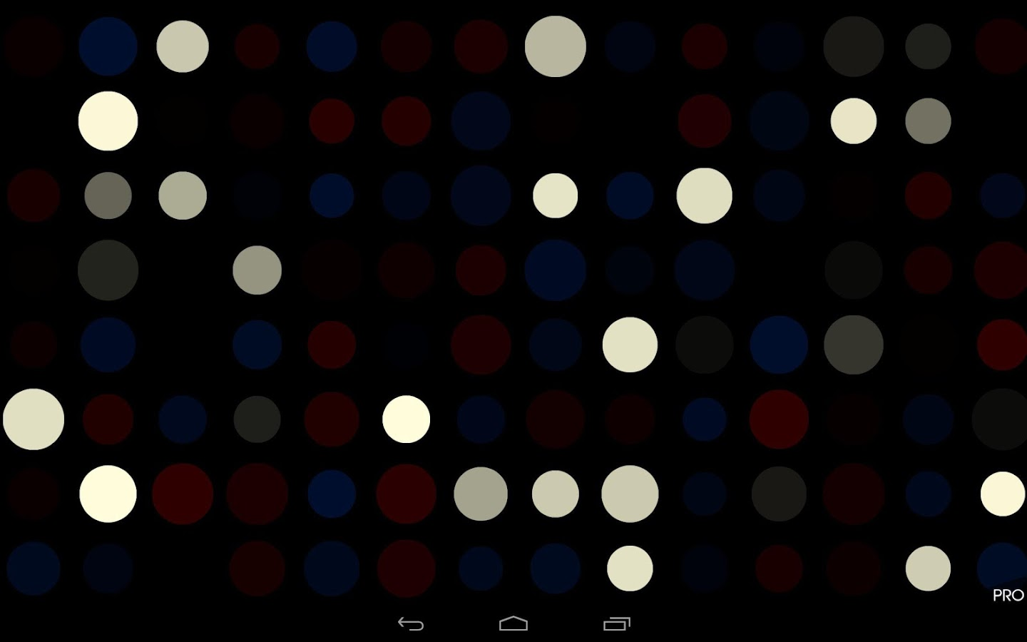 Light Grid Pro Live Wallpaper - screenshot
