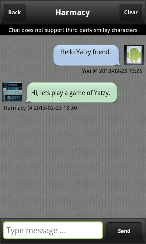 Yatzy World - screenshot