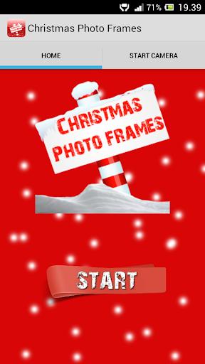 Chistmas Photo Frames