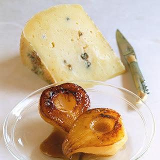 Roasted Pears with Pecorino Cheese.