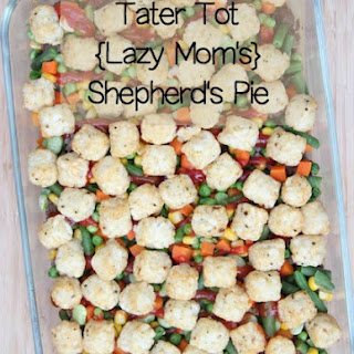 Shepherds Pie With Tater Tots Recipes.