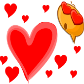 Emoji Love Plus