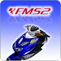 FMS2 scooters parts logo