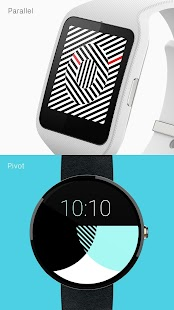 ustwo Watch Faces- screenshot thumbnail