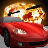 Battle Car Wreck Combat Action