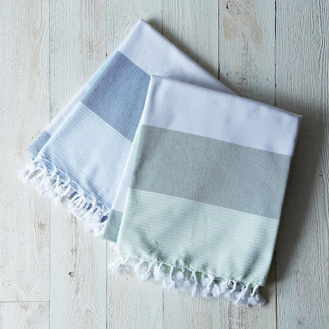 Bonbon Turkish Pestemal Towel