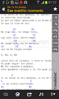 Screenshot of Latin Chords (LaCuerda PRO)