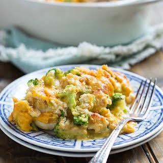 Broccoli Cheddar Chicken (Cracker Barrel Copycat).