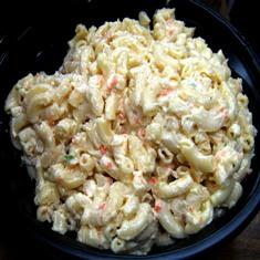 Zippys Macaroni Salad