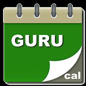 Guru Calendar Free