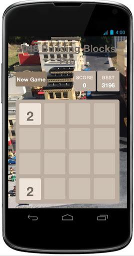 2048 Building Blocks