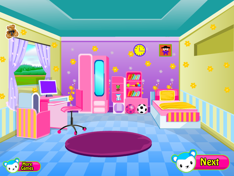 Cleaning Baby Room- screenshot