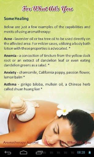 【免費健康App】Aromatherapy Arsenal-APP點子