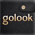 GOLOOK 行動電子會員卡 logo