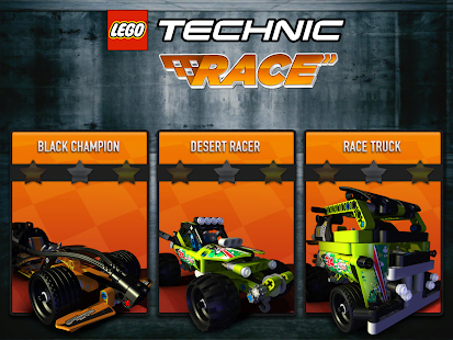 LEGO® Technic Race- screenshot thumbnail