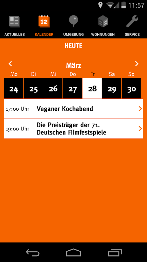 Meine WGJ- screenshot