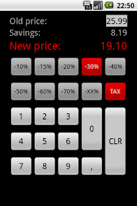 Discount Calculator - Simple screenshot 5