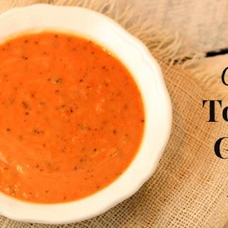 Thick & Creamy Tomato Soup.