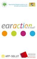 Screenshot of earaction