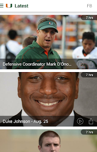 Miami Hurricanes: Free - screenshot thumbnail