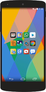 Lucid - Icon Pack - screenshot thumbnail