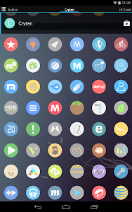 Cryten - Icon Pack v3.5.0