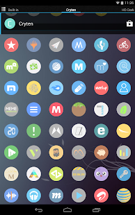 Cryten - Icon Pack Screenshot 13