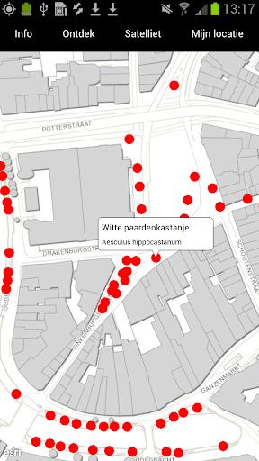 Bomenspotter Utrecht Open Data