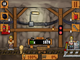 Screenshot of Miner Rush