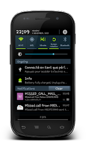 Missed Call Mail Notifier- screenshot thumbnail