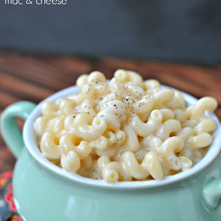 Copycat Panera Macaroni and Cheese.