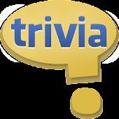 Trivia and friends (Quiz)