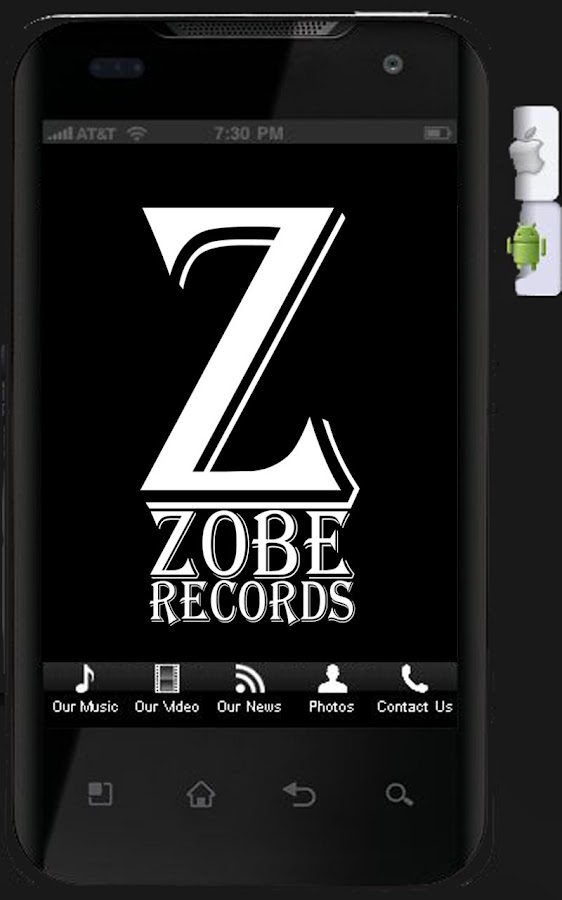 Zobe Records- screenshot
