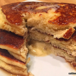 The Best Low Carb Pancakes Recipe