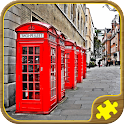 London Jigsaw Puzzle Games icon
