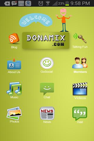 Donamix