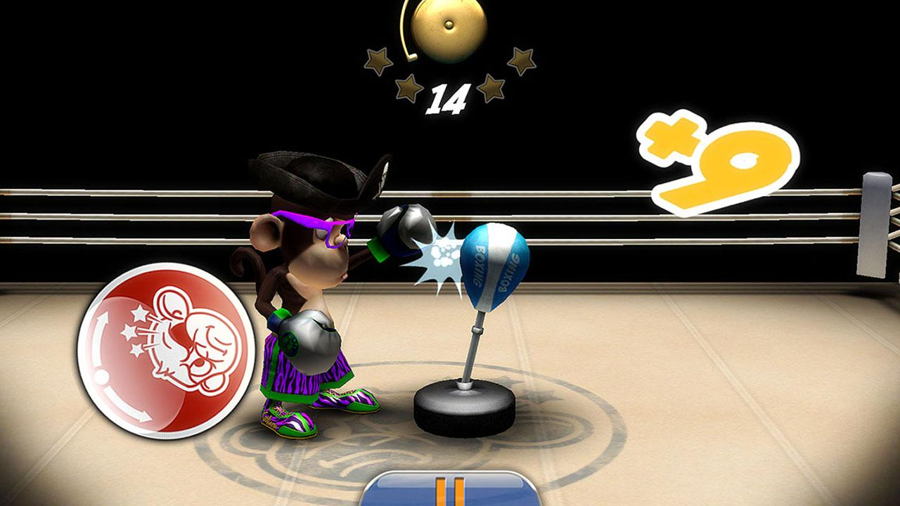 Monkey Boxing- screenshot