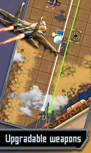 Mig 2D: Retro Shooter! Screenshot 4