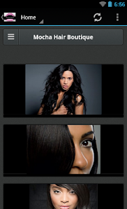 Mocha Hair Boutique screenshot 1