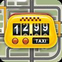 出租车费计算器 icon