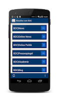 Screenshot of BDC|Mobile
